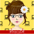 Tracy avatar with name