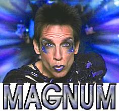 Zoolander-Magnum
